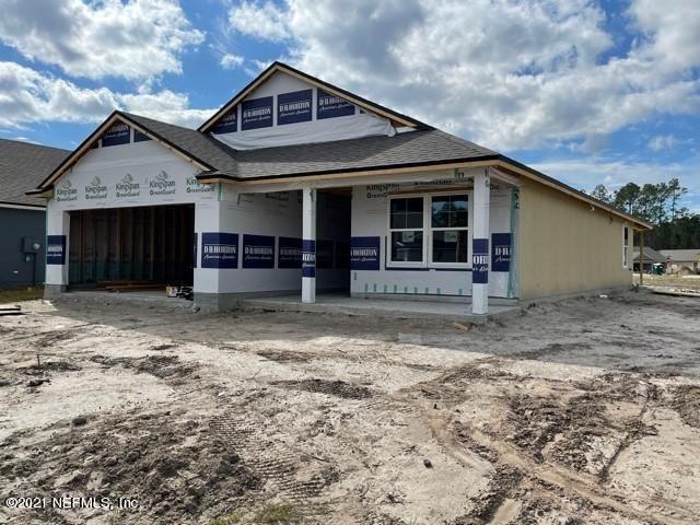 57 EGRETS LANDING LN #Lot No: 25, Saint Augustine, FL 32095 - MLS#: 1086124