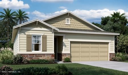 5053 SAWMILL POINT WAY #Lot No: 63, Jacksonville, FL 32210 - MLS#: 1106126