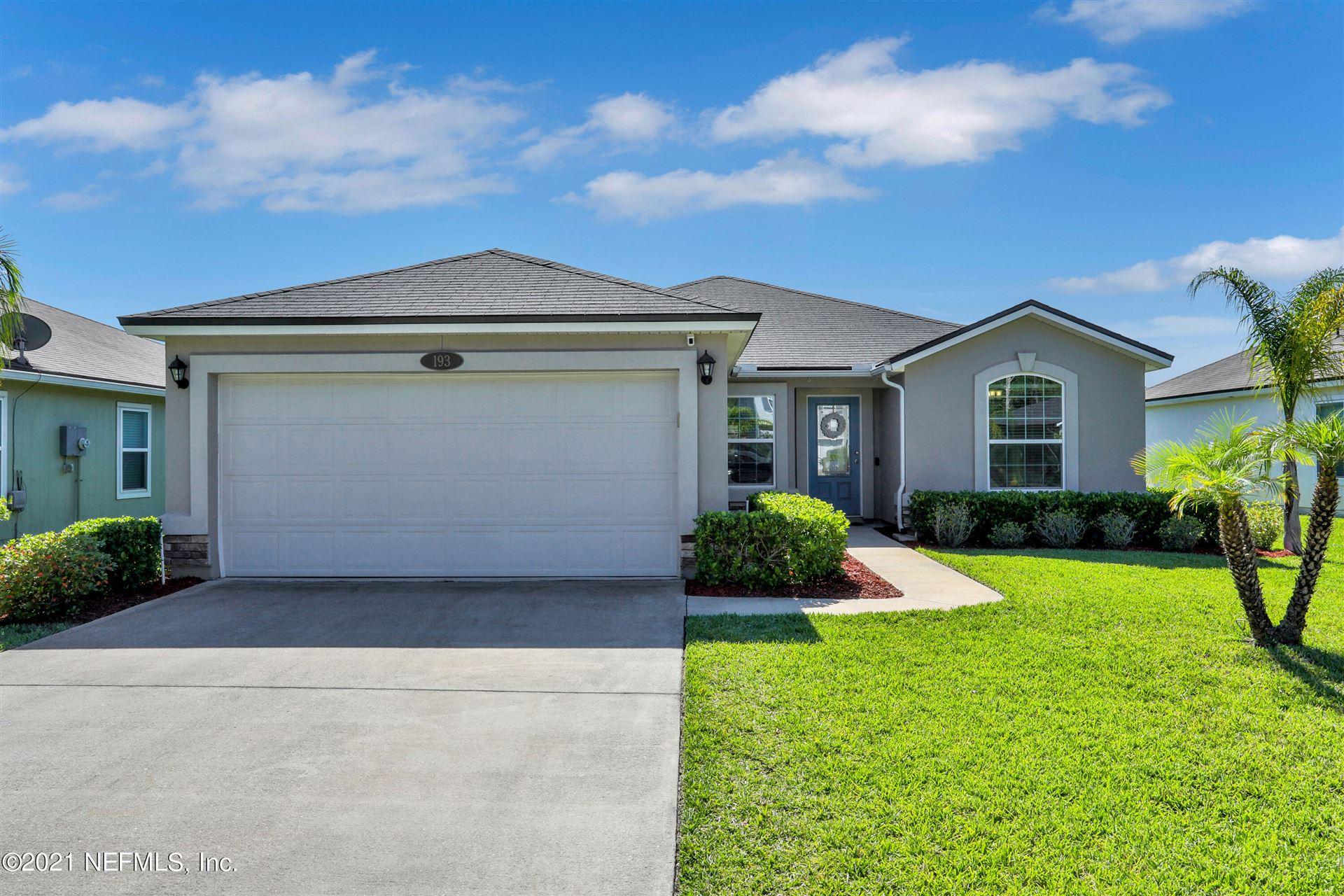 193 COLORADO SPRINGS WAY, Saint Augustine, FL 32092 - MLS#: 1109134
