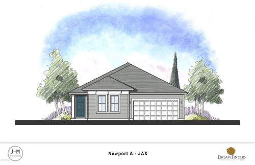 Photo of 4686 GREENBROOK CT #Lot No: 066, JACKSONVILLE, FL 32257 (MLS # 1027145)