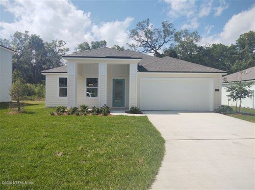 Photo of 245 CHASEWOOD DR #Lot No: 14, ST AUGUSTINE, FL 32095 (MLS # 1031145)