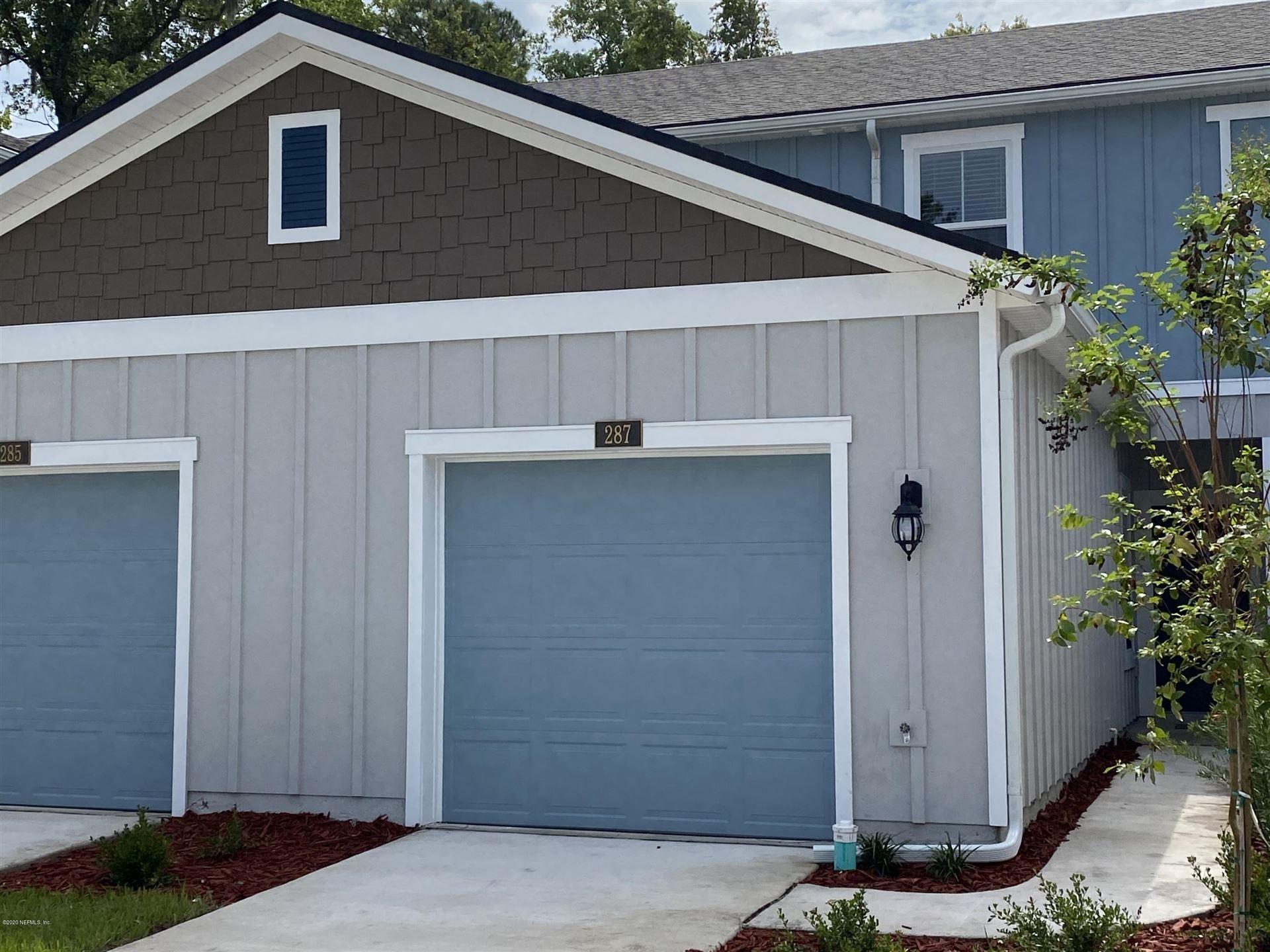 287 PISTACHIO PL #Lot No: 27, Jacksonville, FL 32216 - MLS#: 1050151