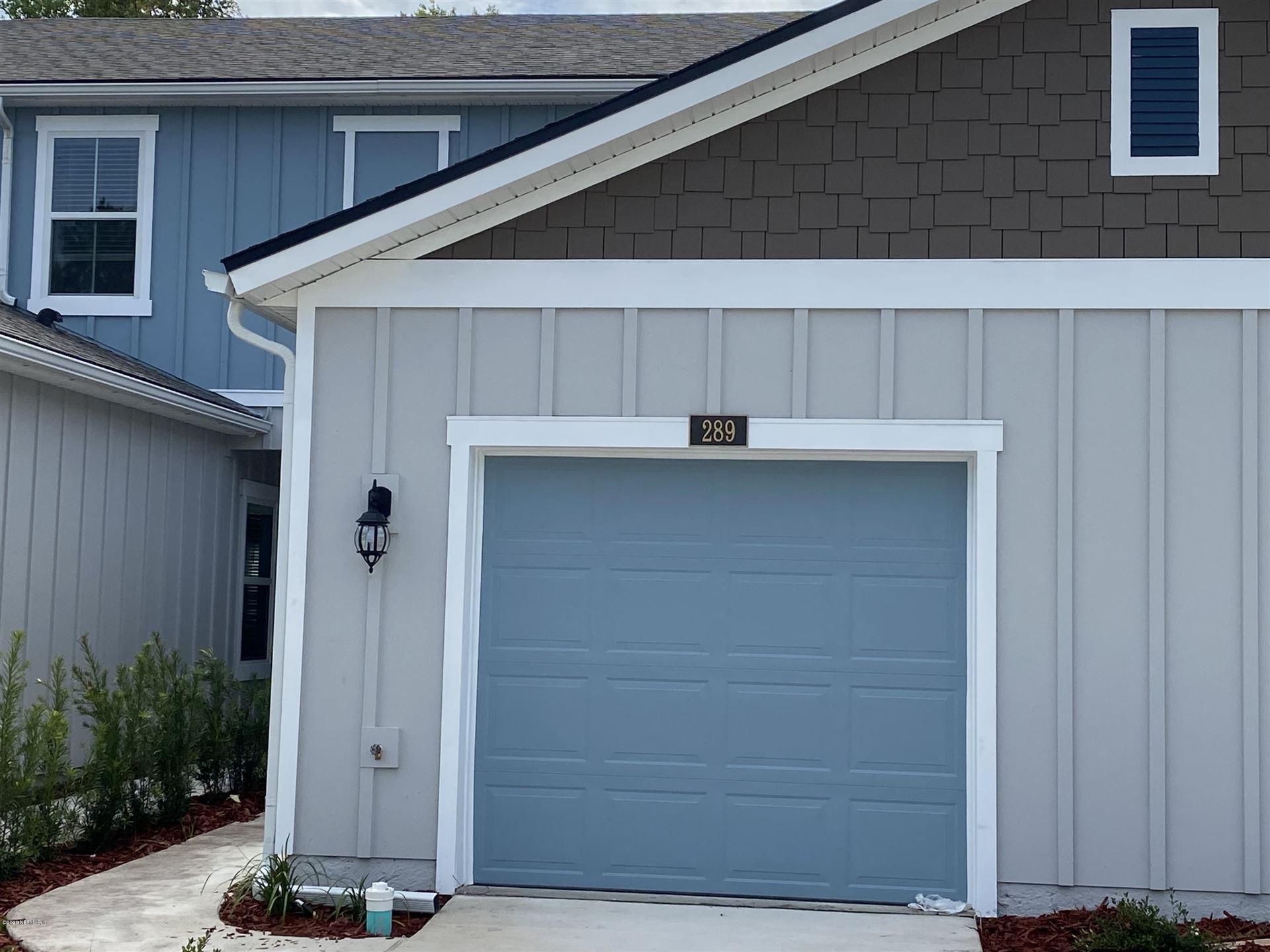 289 PISTACHIO PL #Lot No: 28, Jacksonville, FL 32216 - MLS#: 1050155