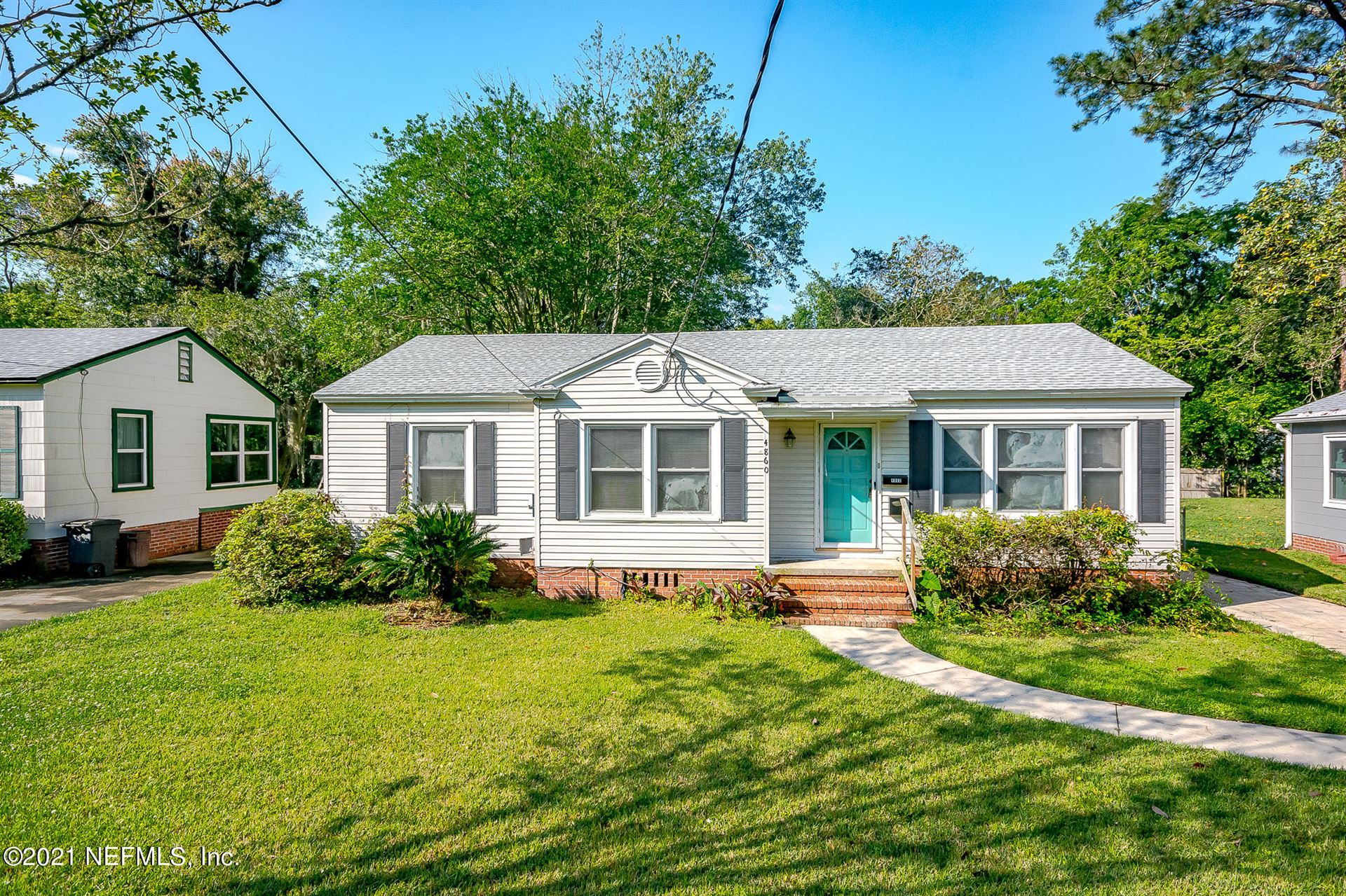 4860 RIVERDALE RD, Jacksonville, FL 32210 - MLS#: 1108155
