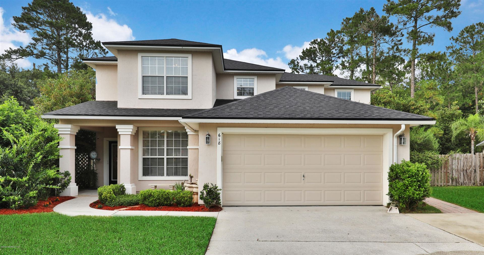 618 RACOON CT, Saint Johns, FL 32259 - MLS#: 1059171