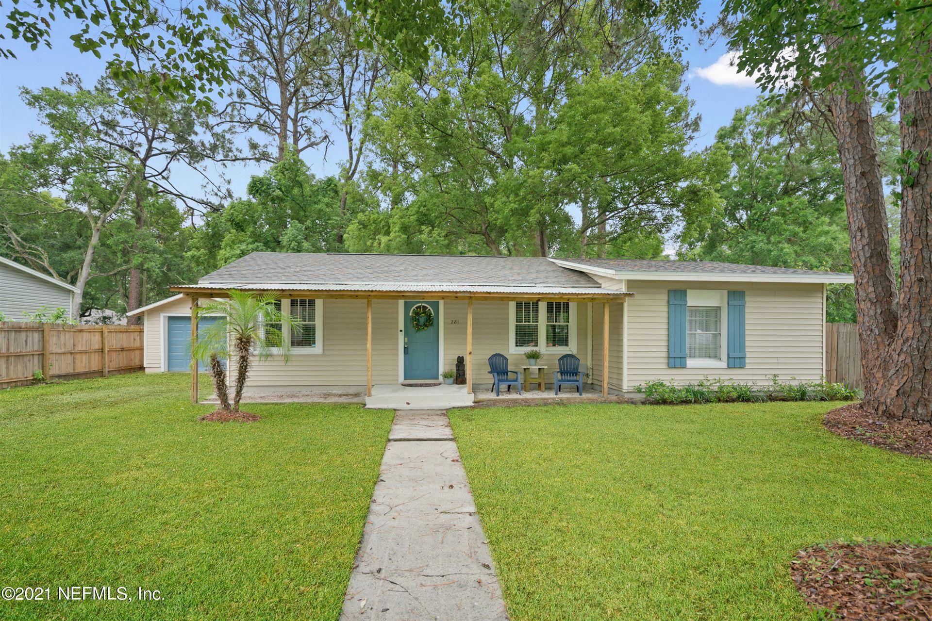 281 COVINO AVE, Saint Augustine, FL 32084 - MLS#: 1110172