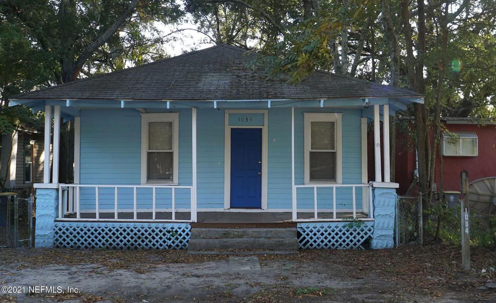 1034 E 14TH ST, Jacksonville, FL 32206 - MLS#: 1106176