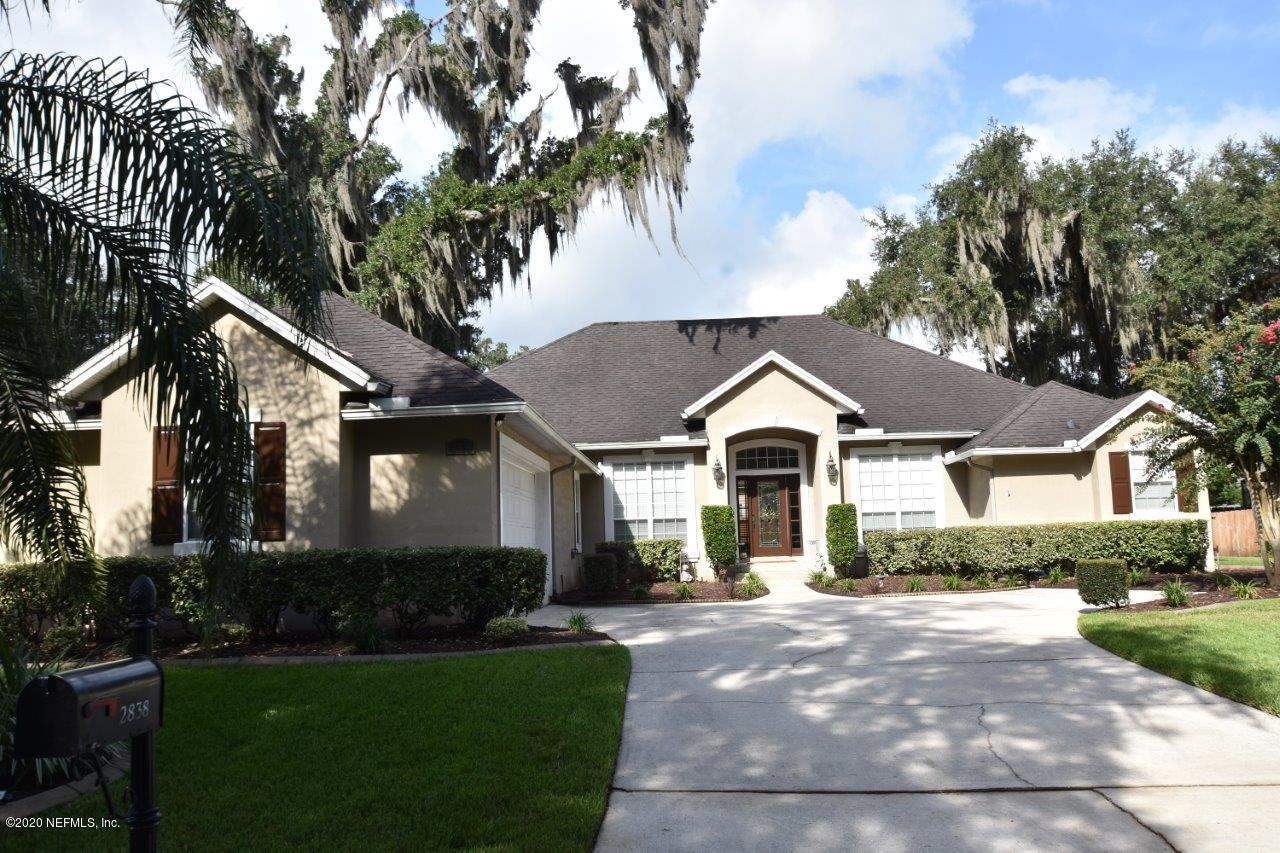 2838 GRANDE OAKS WAY, Fleming Island, FL 32003 - MLS#: 1070177