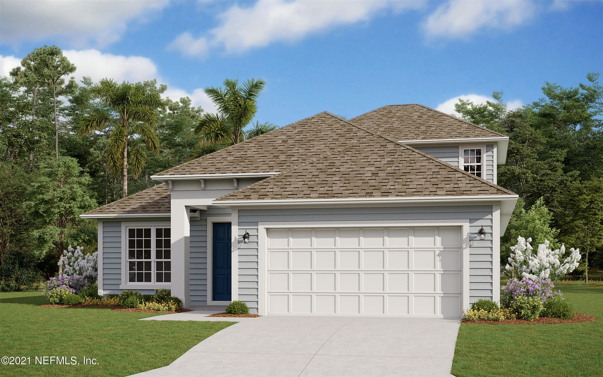 2846 COPPERWOOD AVE #Lot No: 046, Orange Park, FL 32073 - MLS#: 1119177