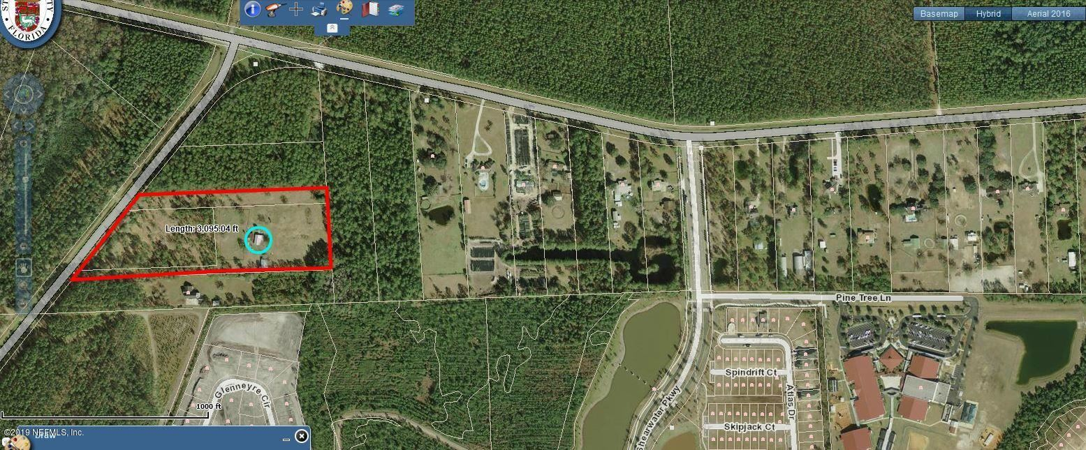 4445 COUNTY ROAD 210 W #Lot No: 3-5, Saint Johns, FL 32259 - MLS#: 1019180