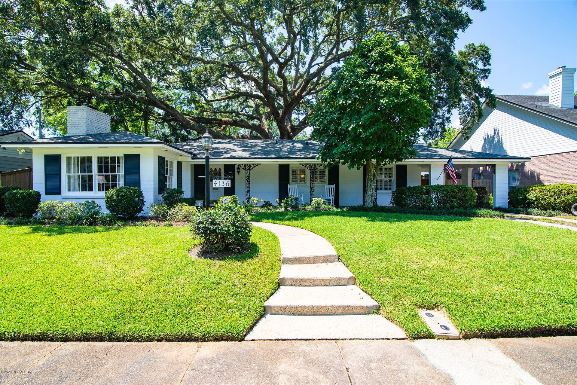 4136 GARIBALDI AVE, Jacksonville, FL 32210 - #: 1059186