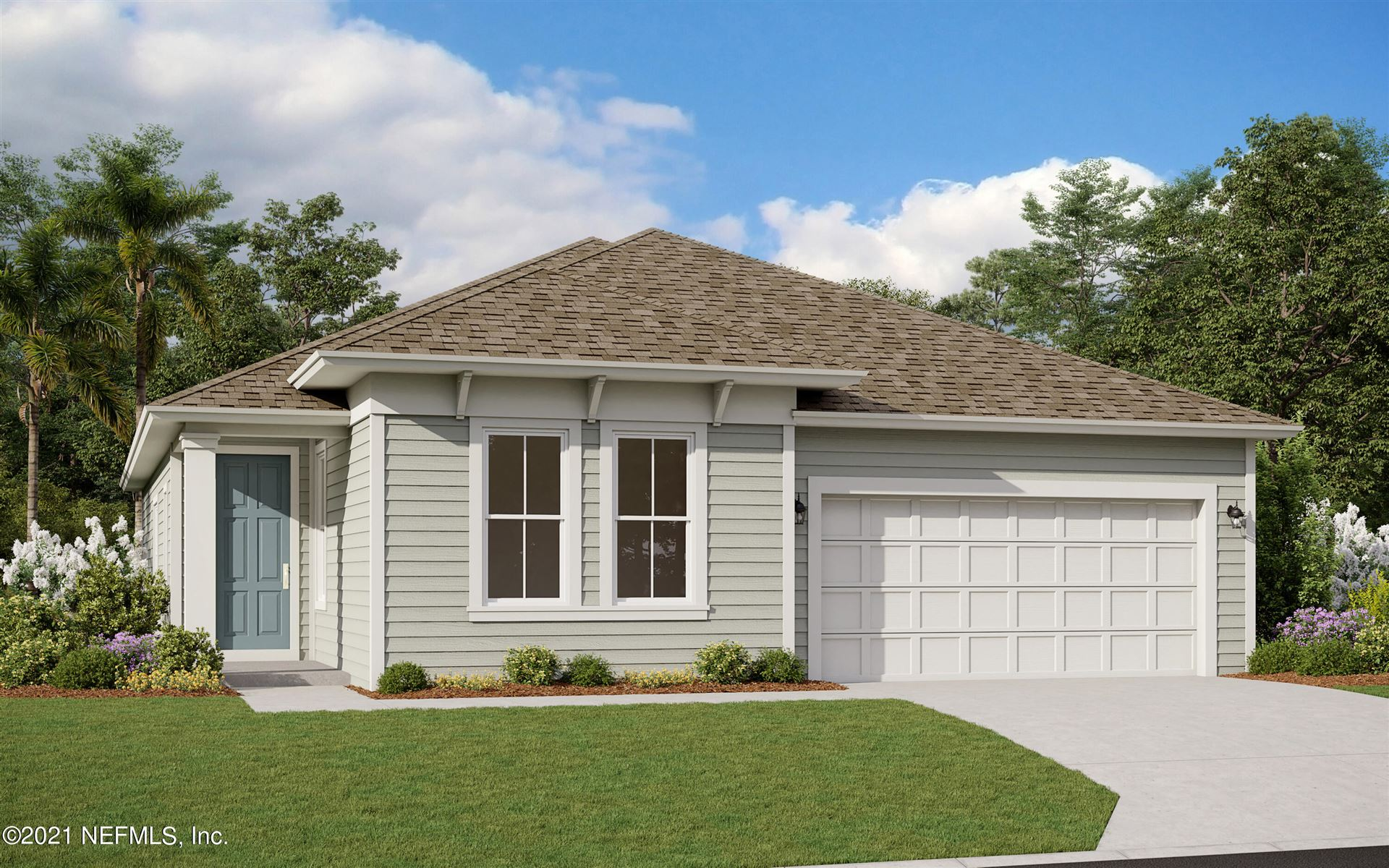 2860 COPPERWOOD AVE #Lot No: 049, Orange Park, FL 32073 - MLS#: 1094186