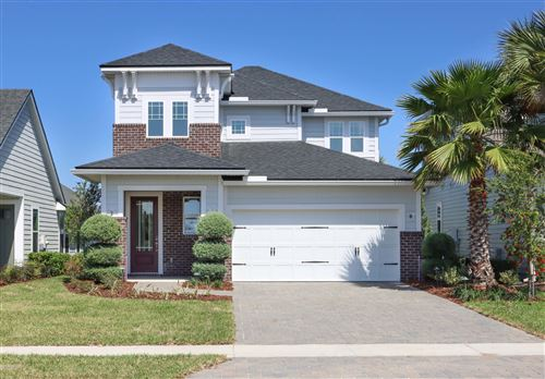 Photo of 611 VISTA LAKE CIR #Lot No: 86, PONTE VEDRA, FL 32081 (MLS # 1024189)