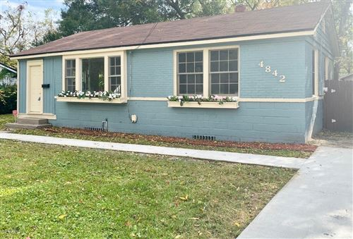 Photo of 4842 PLYMOUTH ST, JACKSONVILLE, FL 32205 (MLS # 1012208)