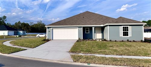 Photo of 8253 FOURAKER FOREST RD #Lot No: 55, JACKSONVILLE, FL 32221 (MLS # 1032211)