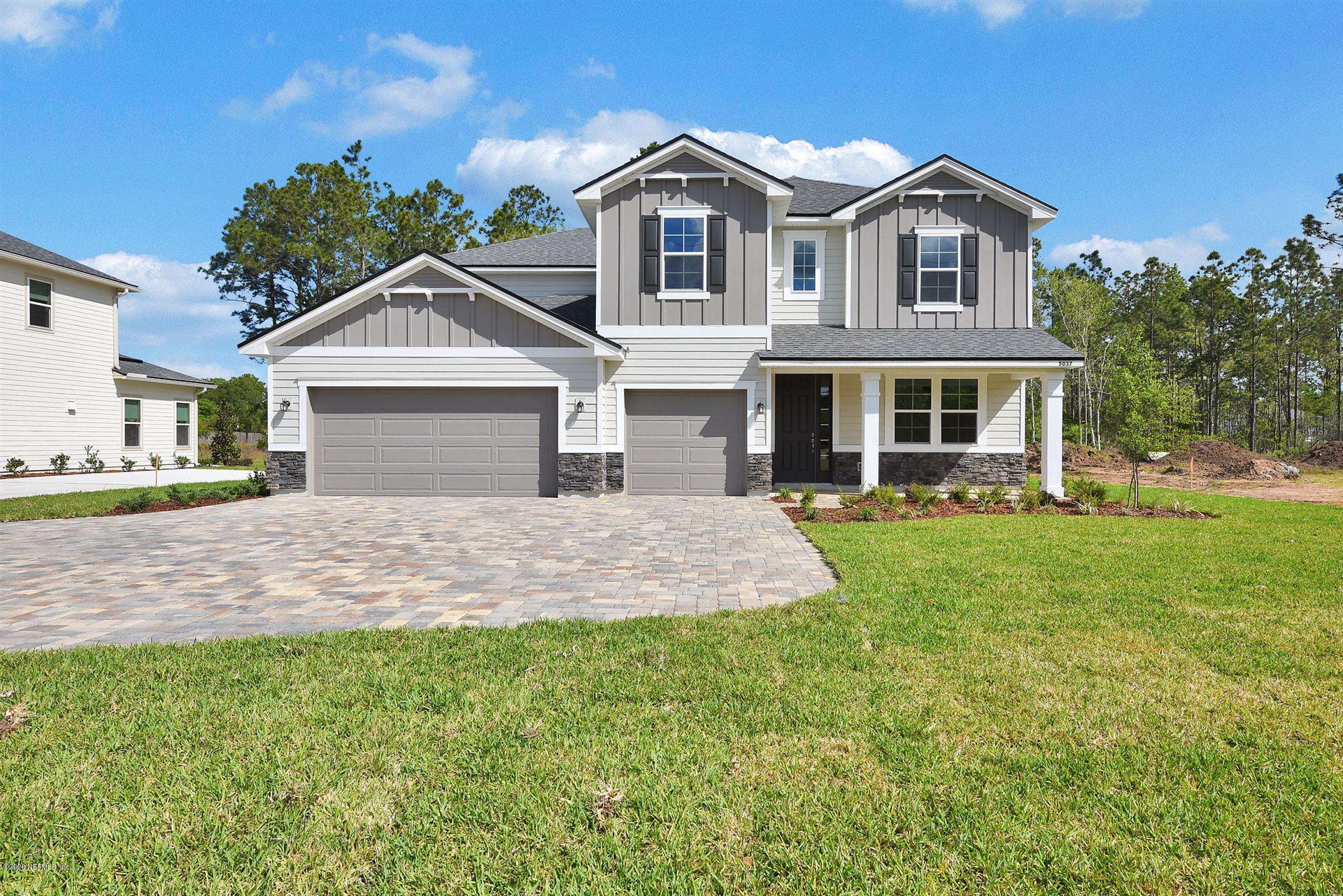 5037 LOSCO RD #Lot No: 37, Jacksonville, FL 32257 - MLS#: 1045215