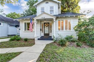 Photo of 1518 GLENDALE ST, JACKSONVILLE, FL 32205 (MLS # 1016219)