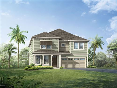 Photo of 56 PINE BEACH DR #Lot No: 25, ST JOHNS, FL 32259 (MLS # 1033224)