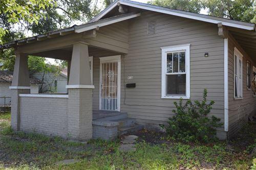 Photo of 418 W 27TH ST, JACKSONVILLE, FL 32206 (MLS # 1022235)