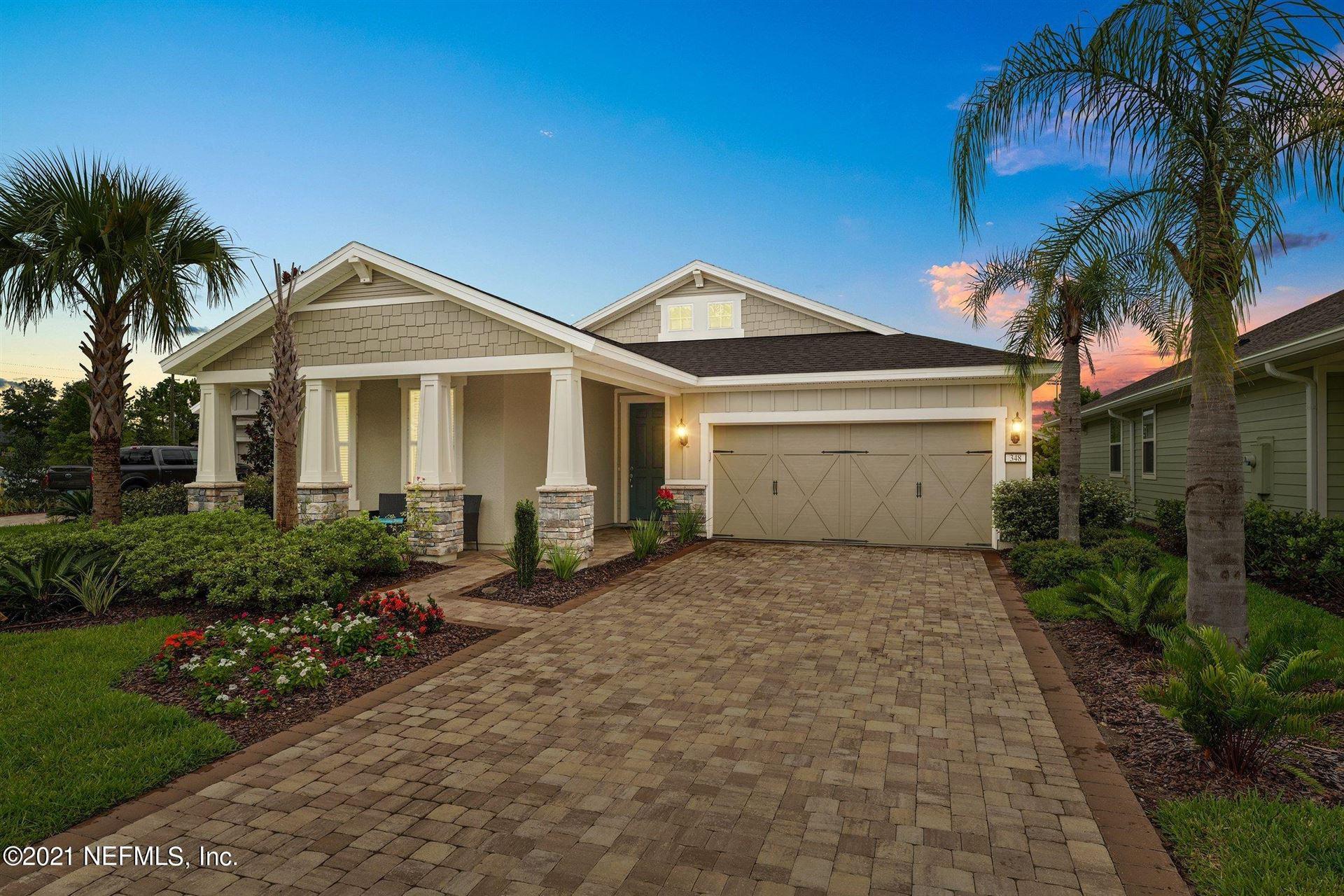 348 FRONT DOOR LN, Saint Augustine, FL 32095 - MLS#: 1123242