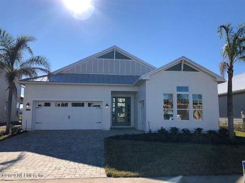 Photo of 254 CARIBBEAN PL #Lot No: 91, ST JOHNS, FL 32259 (MLS # 1021243)