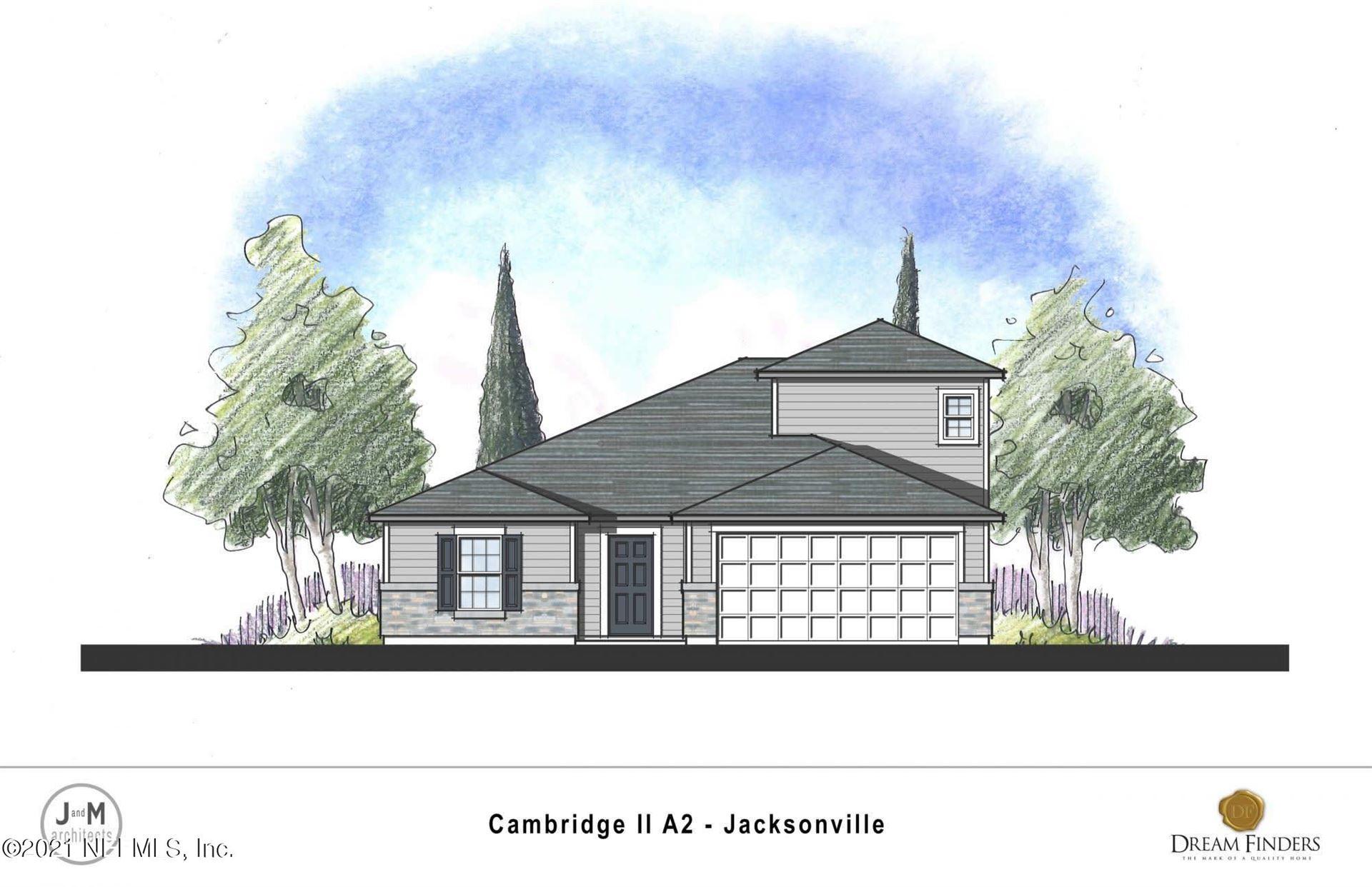 415 MEADOW RIDGE DR #Lot No: 024, Saint Augustine, FL 32092 - MLS#: 1101248