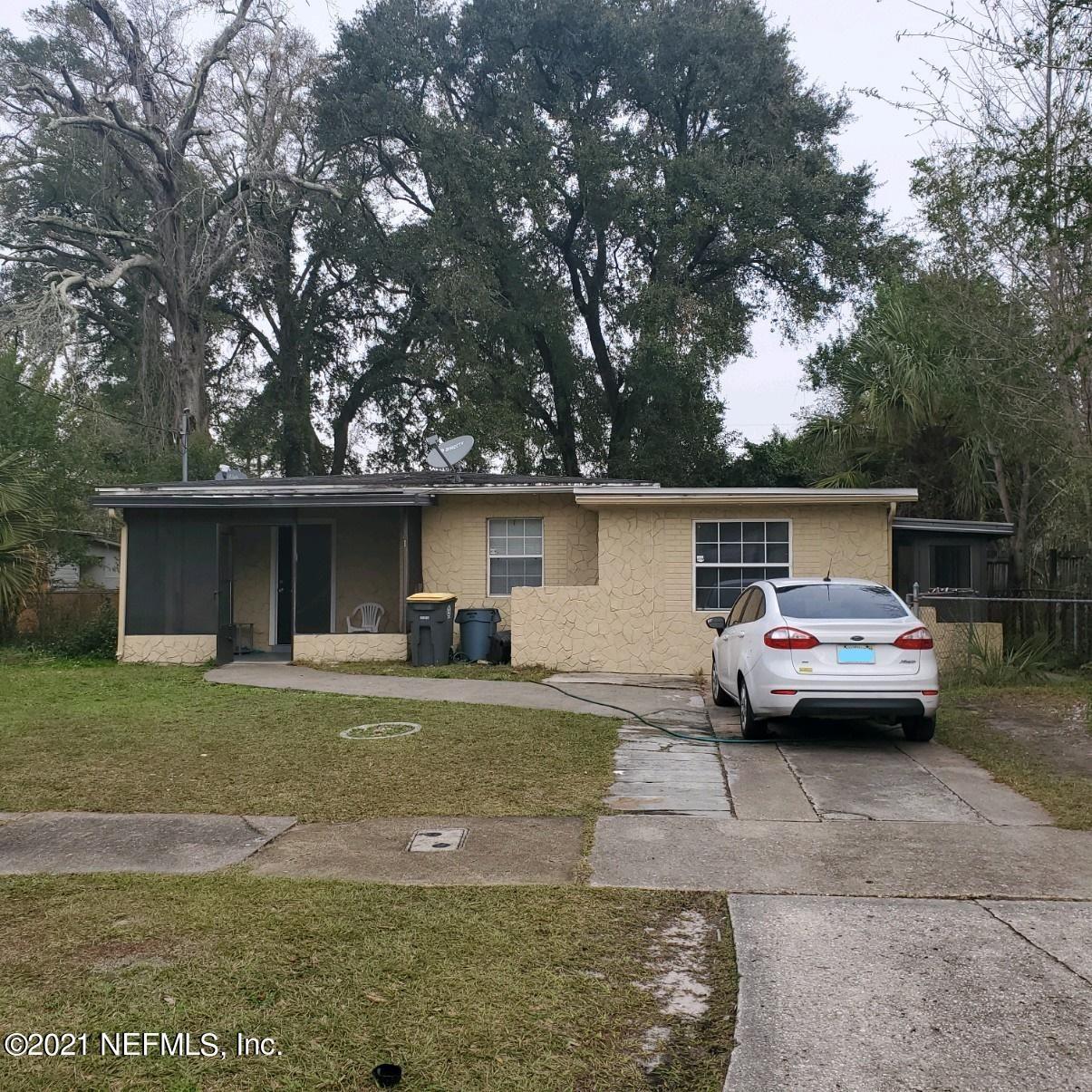 61 W 42ND ST, Jacksonville, FL 32208 - MLS#: 1095265
