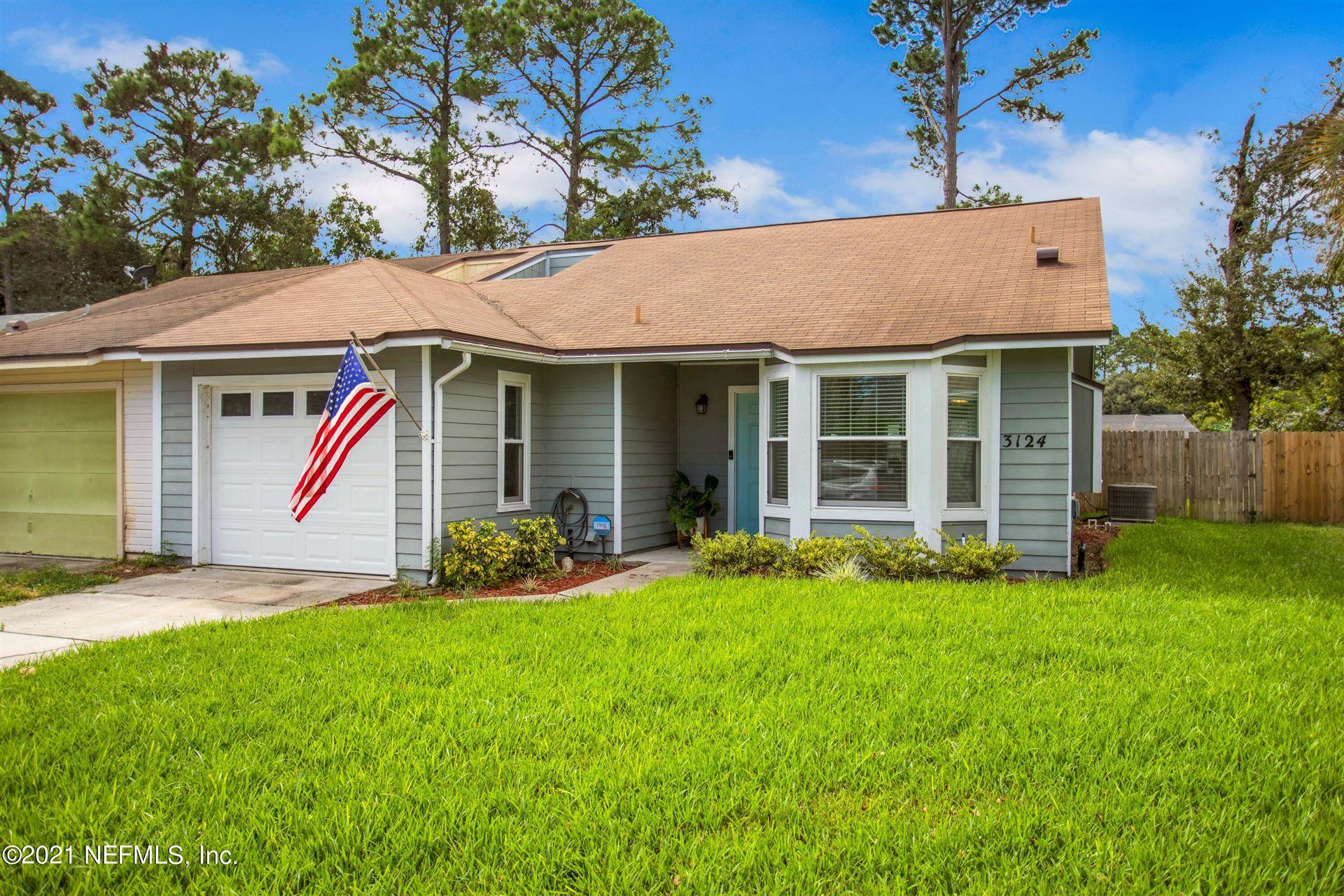 3124 COURTNEY WOODS LN W, Jacksonville, FL 32224 - MLS#: 1137276