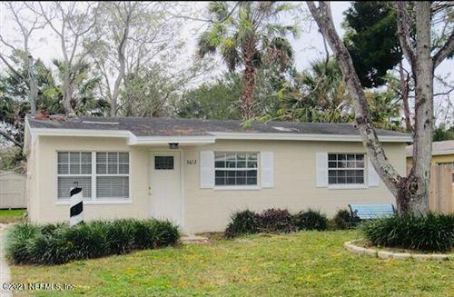 Photo of 3612 E CLARIDGE RD #Lot No: 16, JACKSONVILLE, FL 32250 (MLS # 1109281)