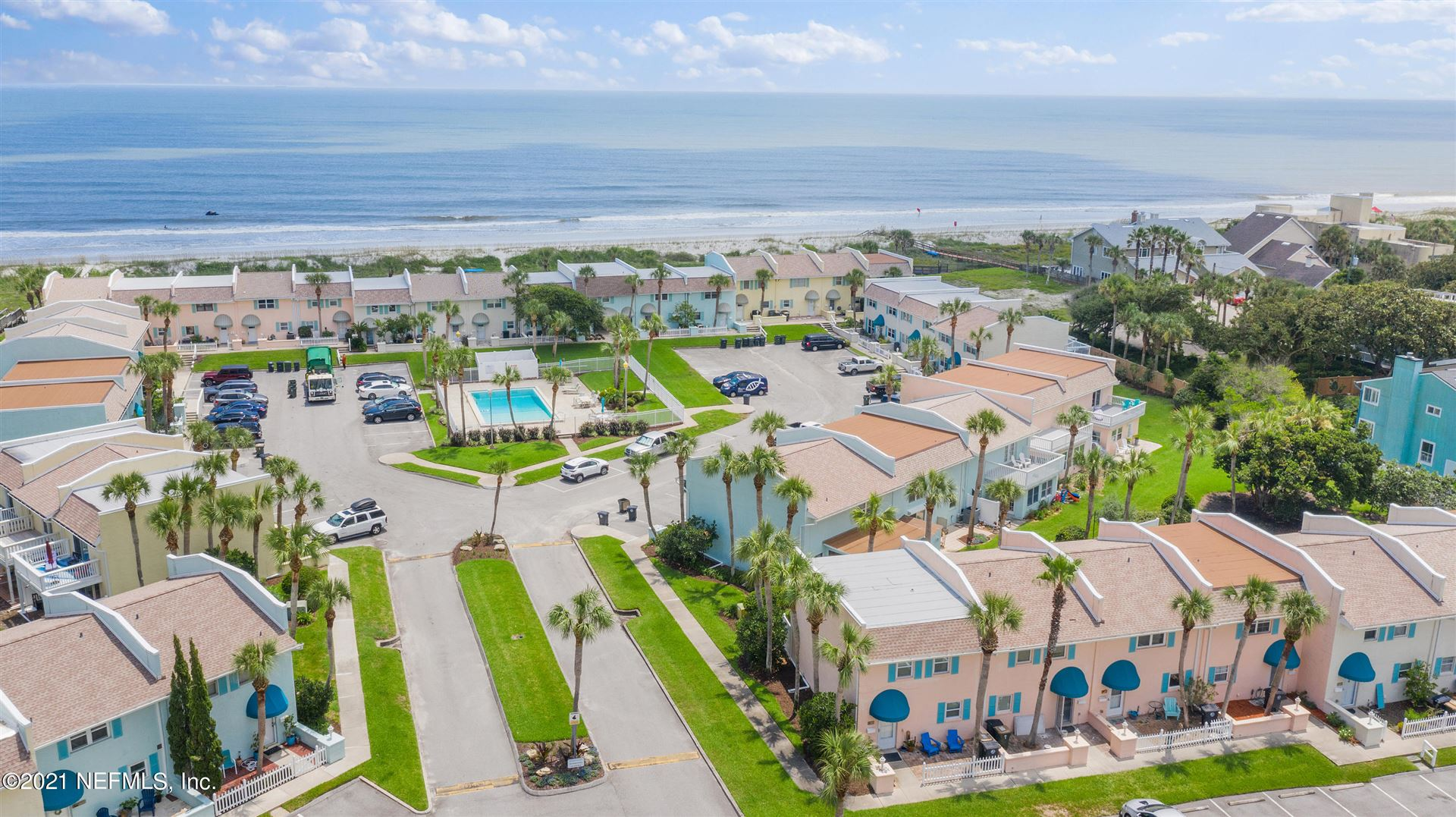 2233 SEMINOLE RD #Unit No: 26, Atlantic Beach, FL 32233 - MLS#: 1123285