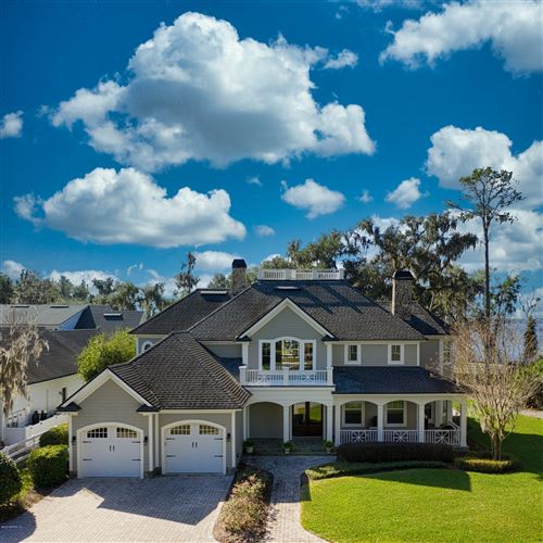 Photo of 156 RIVER PLANTATION RD N, ST AUGUSTINE, FL 32092 (MLS # 1024288)