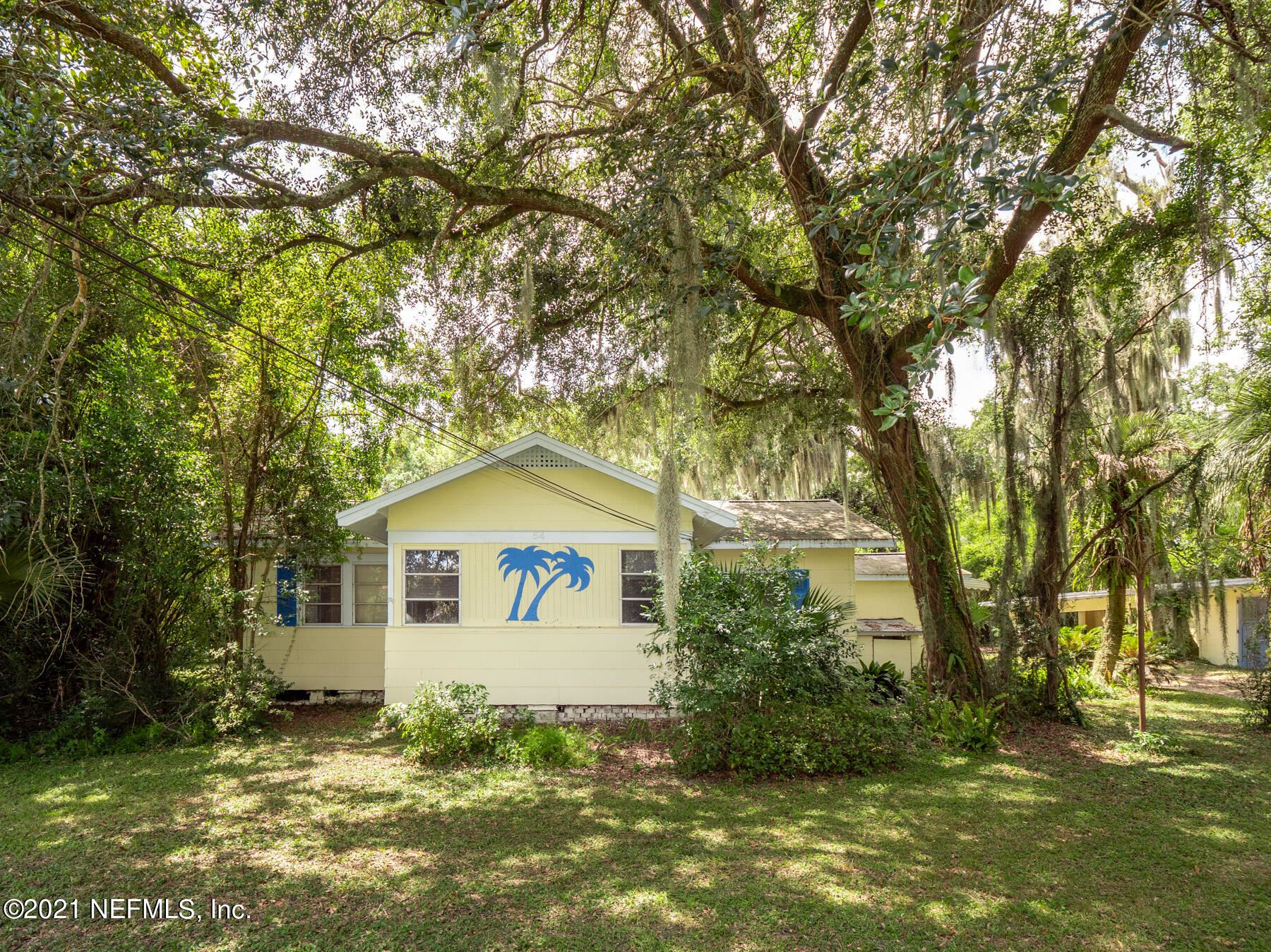 54 TALLULAH AVE #Lot No: 18, Jacksonville, FL 32208 - MLS#: 1129302
