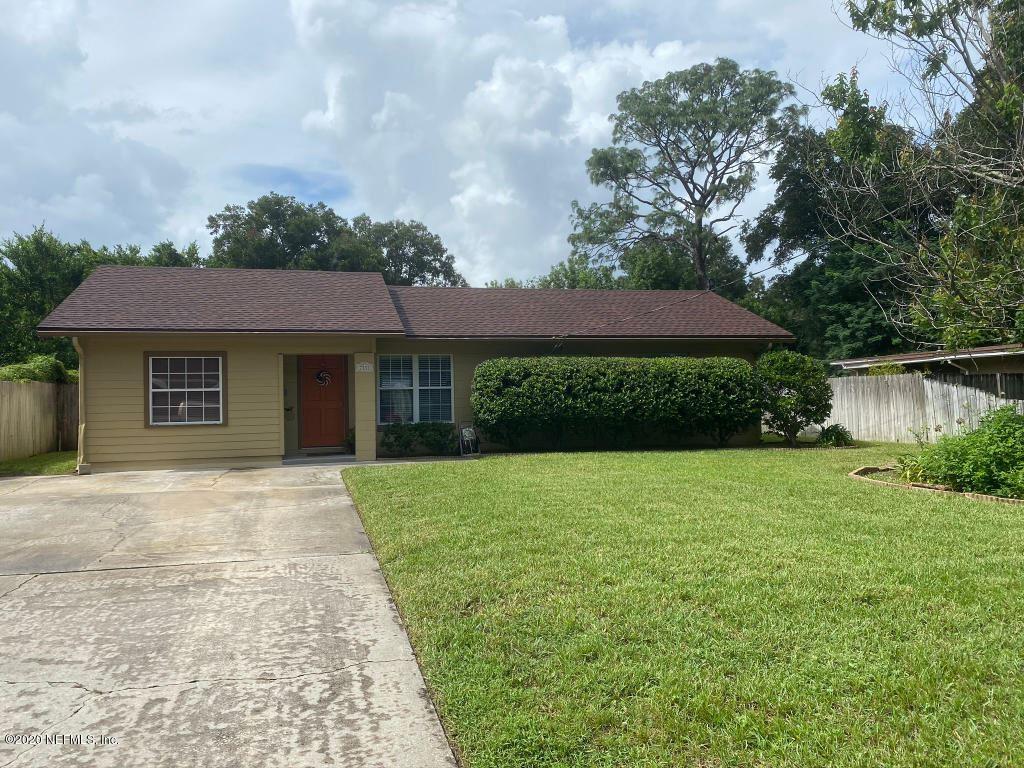 7131 KING ARTHUR RD, Jacksonville, FL 32211 - MLS#: 1073303