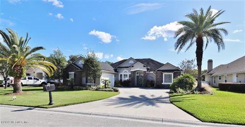 Photo of 3483 BABICHE ST #Lot No: 62, ST JOHNS, FL 32259 (MLS # 1026325)