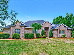 Photo of 1797 RISING OAKS DR #Lot No: 75, JACKSONVILLE, FL 32223 (MLS # 1008329)