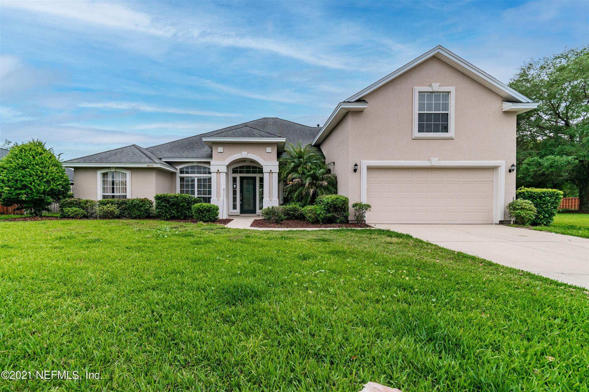 14635 STARBUCK SPRINGS WAY, Jacksonville, FL 32258 - MLS#: 1105337
