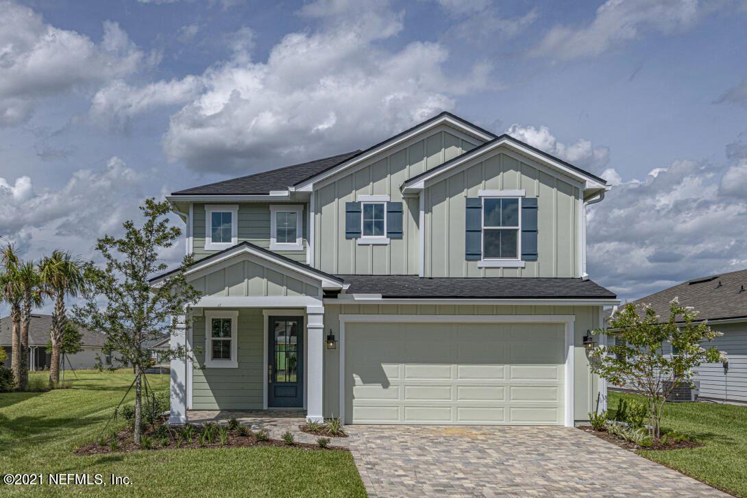 218 TANNER TRL #Lot No: 412, Saint Augustine, FL 32092 - MLS#: 1122347
