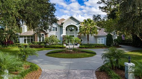 Photo of 8024 PEBBLE CREEK LN W #Lot No: 24, PONTE VEDRA BEACH, FL 32082 (MLS # 1079350)