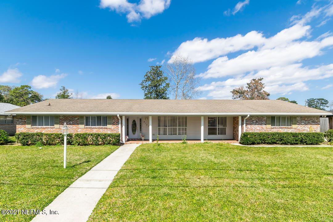 4123 SAN SERVERA DR N #Lot No: 120 ft x 11, Jacksonville, FL 32217 - MLS#: 1094357