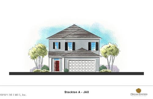 Photo of 236 HOLLY FOREST DR #Lot No: 133, ST AUGUSTINE, FL 32092 (MLS # 1091358)