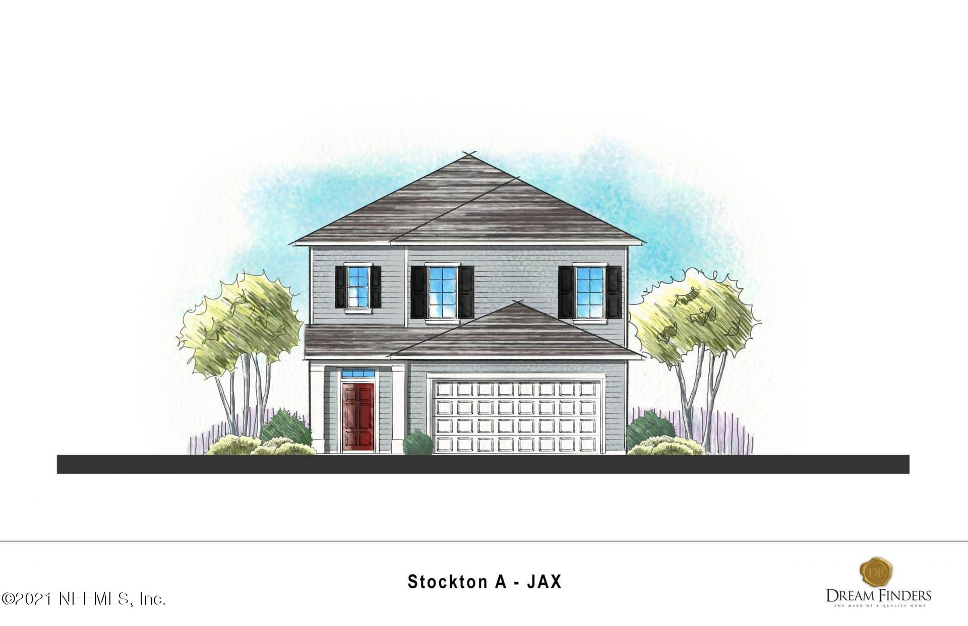 236 HOLLY FOREST DR #Lot No: 133, ST AUGUSTINE, FL 32092 - MLS#: 1091358