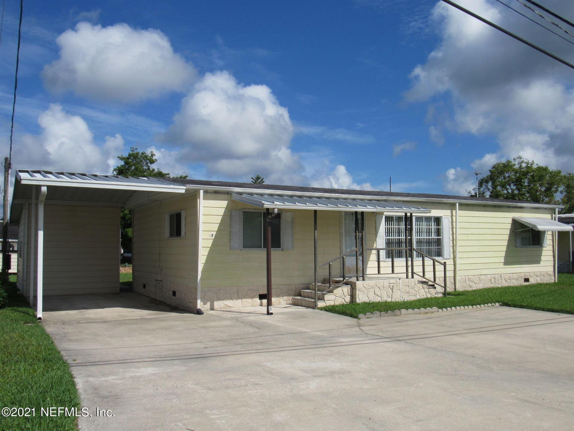 147 PARADISE DR, Welaka, FL 32193 - MLS#: 1114360