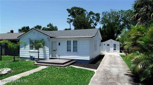 Photo of 404 FLAGLER BLVD, ST AUGUSTINE, FL 32080 (MLS # 1061365)