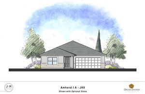Photo of 12390 CHERRY BLUFF DR #Lot No: 070, JACKSONVILLE, FL 32218 (MLS # 1023367)