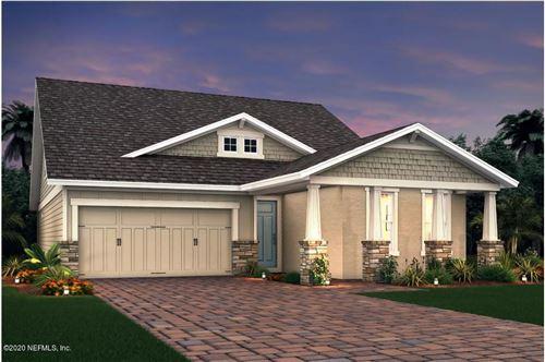 Photo of 348 FRONT DOOR LN #Lot No: 024, ST AUGUSTINE, FL 32095 (MLS # 1031380)