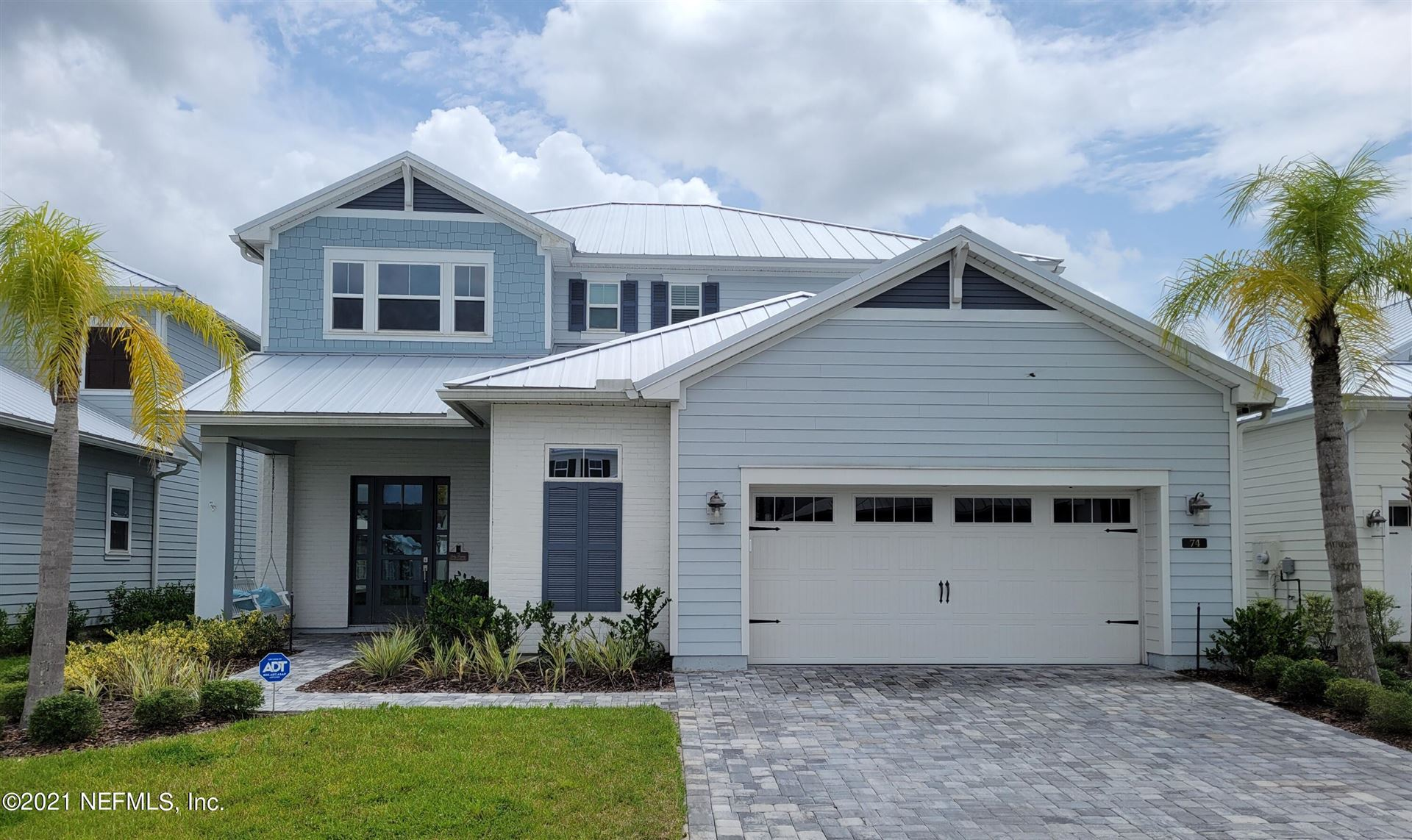 74 WATERLINE DR, Fruit Cove, FL 32259 - MLS#: 1116399