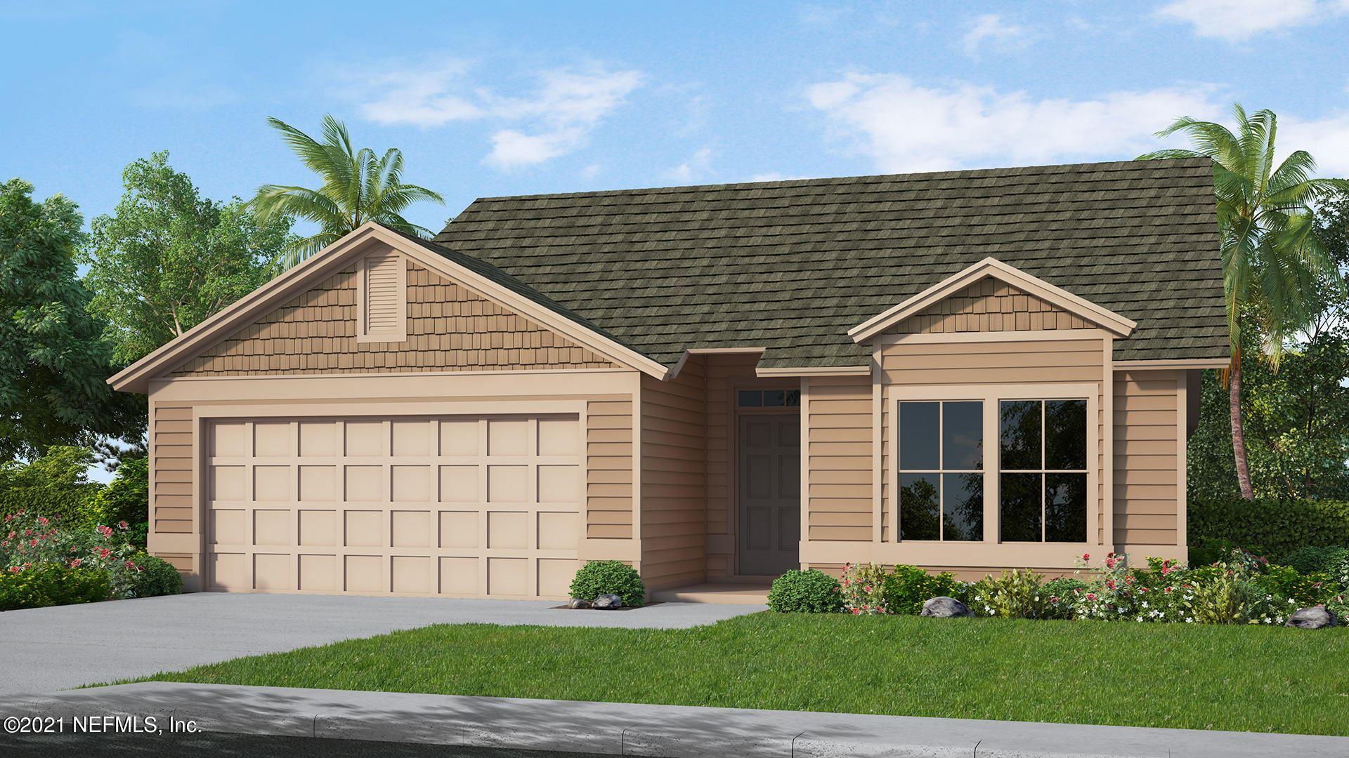 114 SPOONBILL CIR #Lot No: 268, Saint Augustine, FL 32092 - MLS#: 1090425
