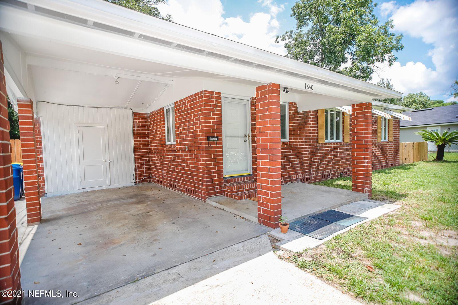 Photo of 1840 ECTOR RD #Lot No: 25, JACKSONVILLE, FL 32211 (MLS # 1122428)