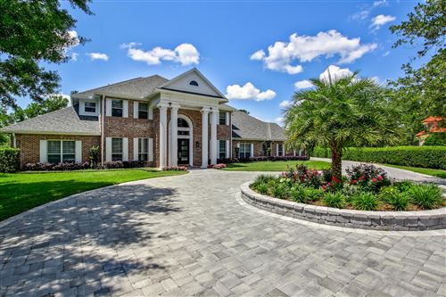 Photo of 8031 PEBBLE CREEK LN W, PONTE VEDRA BEACH, FL 32082 (MLS # 1056432)
