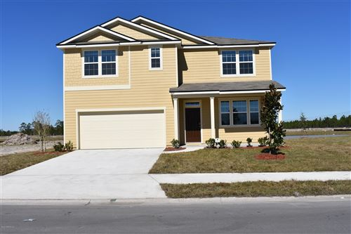 Photo of 15673 SADDLED CHARGER DR #Lot No: 309, JACKSONVILLE, FL 32234 (MLS # 1030433)